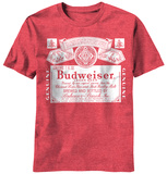 Budweiser - Old Timer Shirts