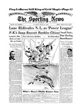 American League Pennant Race - August 31, 1955 Photo