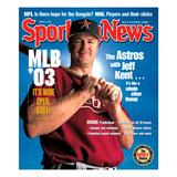 Houston Astros 2B Jeff Kent - March 31, 2003 Prints