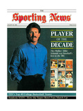 Philadelphia Phillies Legend Mike Schmidt - January 29, 1990 Prints