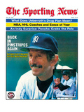 New York Yankees Manager Billy Martin - May 20, 1985 Posters