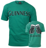 Guinness - Kelly Green Slainte Shirt