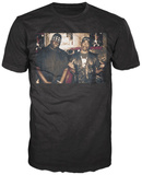 Tupac - Tupac &amp; Biggie Photo T-shirts