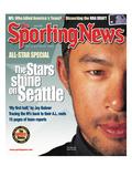 Seattle Mariners OF Ichiro Suzuki - July 9, 2001 Poster