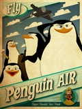 Madagascar: Penguin Air Limited Edition by Kirk Sanders
