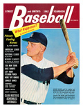 New York Yankees' Roger Maris - Street and Smith's - July 15, 1962 Posters