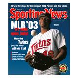 Minnesota Twins CF Torii Hunter - March 31, 2003 Photo