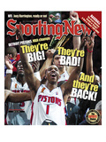 Detroit Pistons G Chauncey Billups - NBA Champions - June 28, 2004 Prints