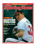 Atlanta Braves Pitcher Greg Maddux - July 11, 1994 Posters