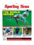 Minnesota Twins and St. Louis Cardinals - World Series - October 26, 1987 Prints