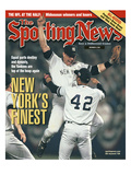 New York Yankees - World Series Champions - November 6, 2000 Poster