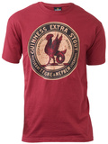 Guinness - Red Vintage Label T-Shirts
