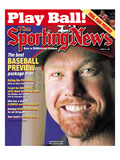 St. Louis Cardinals 1B Mark McGwire - March 29, 1999 Poster
