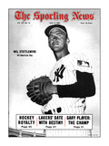New York Yankees P Mel Stottlemyre - May 3, 1969 Prints