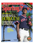 Boston Red Sox P Pedro Martinez - February 19, 2001 Posters