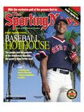 Boston Red Sox P Pedro Martinez - February 19, 2001 Posters