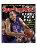 Detroit Pistons' Tayshaun Prince - May 13, 2005 Prints