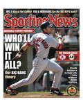 Boston Red Sox SS Nomar Garciaparra - September 29, 2003 Prints