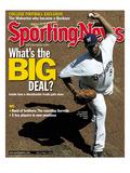 Milwaukee Brewers P C.C. Sabathia - August 4, 2008 Posters