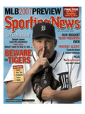 Detroit Tigers' Todd Jones - April 2, 2007 Poster