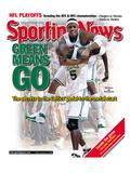 Boston Celtics Paul Pierce and Kevin Garnett - January 21, 2008 Photographie