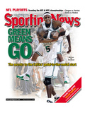 Boston Celtics Paul Pierce and Kevin Garnett - January 21, 2008 Premium Photographic Print