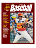 Houston Astros P Phil Niekro - 1979 Street and Smith's Print