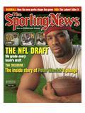 Cincinnati Bengals WR Peter Warrick - April 24, 2000 Photo