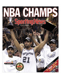 San Antonio Spurs - 2005 NBA Champs - July 8, 2005 Prints