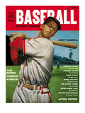 Sporting News Magazine, 1952 - Stan Musial - Batting Champion Affiches
