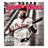 Philadelphia Phillies' Ryan Howard - July 4, 2011 Poster