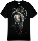 Gears of War - Dom Portrait T-Shirts