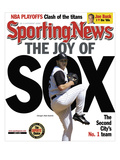 Sporting News Magazine June 03, 2005 - The Joy of Sox - The Second City&#39;s No. 1 Team Photo