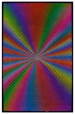 Spiral Illusion Affiche