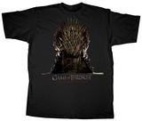 Game Of Thrones - Empty T-shirts