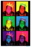 Notorious BIG - Pop Art King Posters