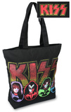 KISS - Faces & Logo Tote Bag