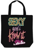 LMFAO - Sexy And I Know It Tote Bag