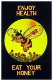 Enjoy Health Posters