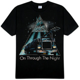 Def Leppard - On Through The Night Camisetas
