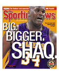 Los Angeles Lakers; Shaquille O'Neal - June 3, 2002 Prints