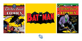 Batman-Triptych Affiches