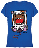 Juniors: Domo - Domo Cat T-Shirt