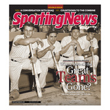 1960s New York Yankees - February 16, 2009 Poster