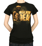 Juniors: The Walking Dead - Bicycle Girl Shirts