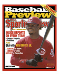 Cincinnati Reds OF Ken Griffey Jr. - March 27, 20000 Prints