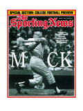 New York Yankees CF Mickey Mantle - August 21, 1995 Prints