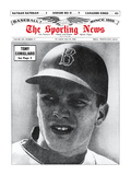 Boston Red Sox RF Tony Conigliaro - May 15, 1965 Prints