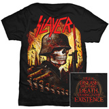 Slayer - Invasion T-shirts