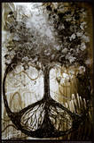 David Wolcott Wilhelm, árvore da paz Pôsters por David Wolcott Wilhelm